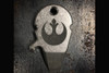 Zach Wood Strikeplate Titanium Rebel Alliance Super Falcon