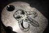 Zach Wood Strikeplate Titanium Mandalorian Super Falcon