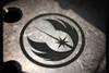 Zach Wood Strikeplate Titanium Jedi Order Super Falcon