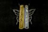 Nagao Higonokami Papilio Butterfly Friction Folder Blue Steel Sheepsfoot
