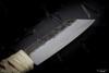 Nagao Higonokami Toumaki (Fujimaki) Fixed Blade Blue Steel Toumaki Wrapping