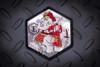 Tactical Elephants Samurai Patch LTD - Series # 02 - DISCO.