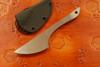 Norse Artefakt: Krummi Neck Knife with Copper Handle (Single Side)