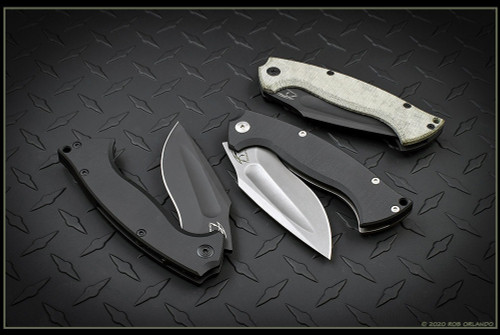 Exclusive Knight Elements V2 Ultra Kukri Folder
