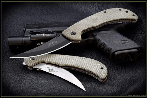 Ernest Emerson Persian Tactical Folder