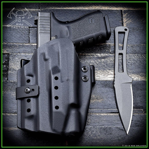 RMJ Tactical: Utsidihi w/ Kydex