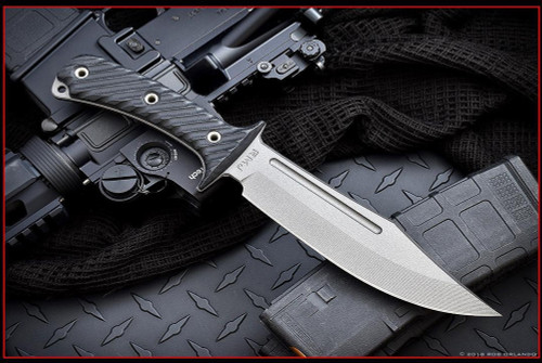 RMJ Tactical: Jungle Combat w/ Kydex Sheath