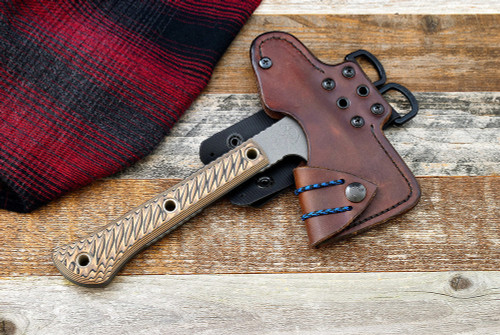 RMJ Tactical: Jenny Wren Leather Sheath