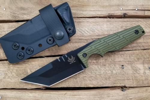 Bawidamann Blades: GUNNR  w/  Sheath