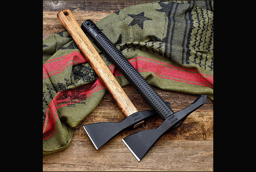 American Tomahawk Company Model 1 w/ Kydex Sheath