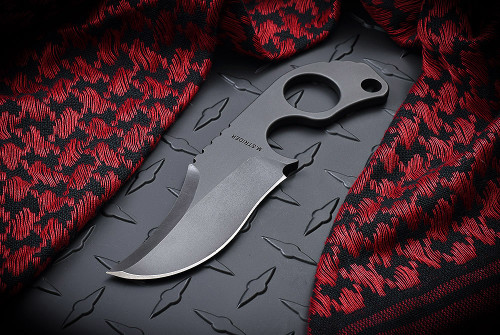 Exclusive Strider Knives SLCC Type R - Black
