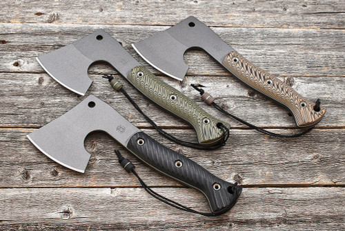 RMJ Tactical and Tom Krein Collab: Bushcrafter