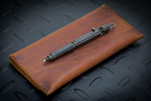 Hidetoshi Nakayama Small Bolt Action Pen Steel