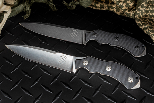 Bastinelli Creations Raptor L Black G-10