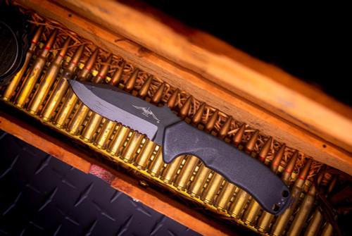 Ernest Emerson Old School Police Knife - 2000 - No Sheath