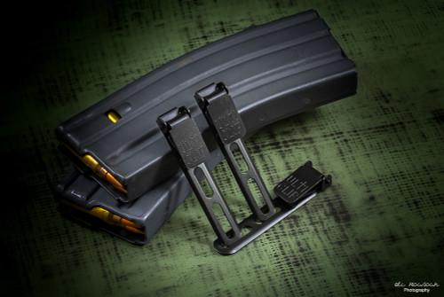 ULTI-CLIP Slim 3.3 Attachment Clip Black