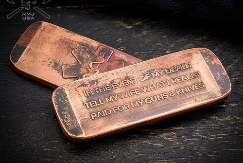 RMJ Tactical No Worry Stone