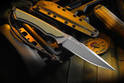 Spartan Blades Phrike Self-Defense / Utility Knife G-10 Handles