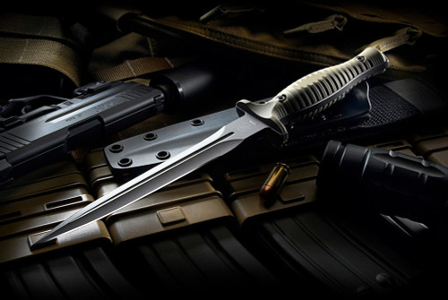 Spartan Blades George V-14 Dagger 3D Contoured G-10 Handles