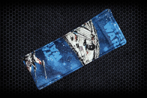 One Shabby Chick One Knife Pouch Star Wars Falcon