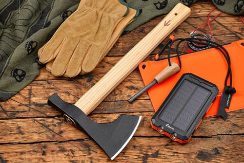 American Tomahawk Company Model 2 Hickory Handle w/ Kydex Sheath