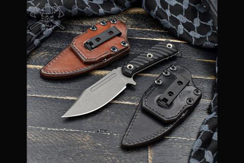 RMJ Tactical UCAP Leather Sheath