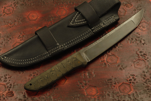 Jason Knight - Custom Tactical Kwaiken