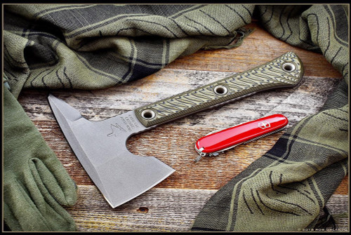 RMJ Tactical: Mini Jenny Spike Tomahawk