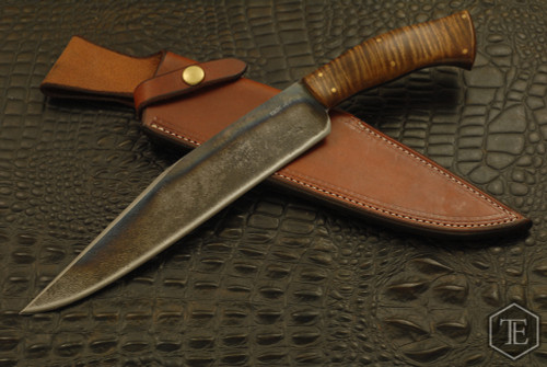 Jason Knight Forged Bowie Fighter