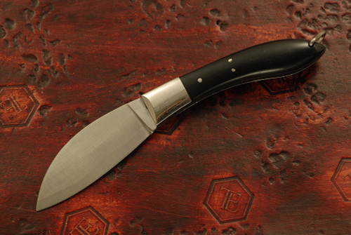 Chiu Family Large Shilin Cutter with Stainless Bolsters
