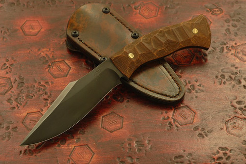 Jason Knight - Custom Kukri Hinterland Textured