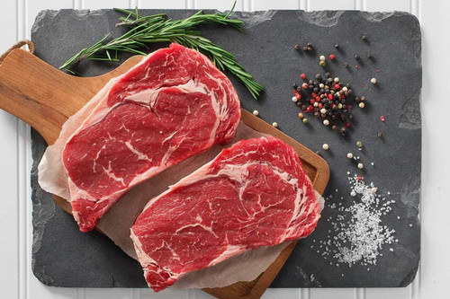 Halal Beef Ribeye - 1 lb