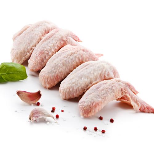 Halal Chicken Wings - 1 lb