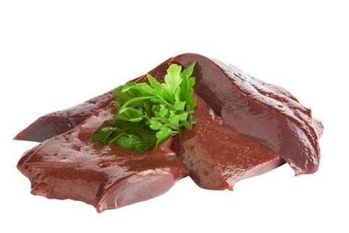 Halal Beef Liver