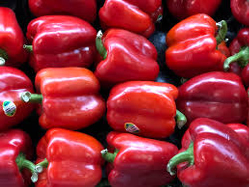 Bell Peppers Red