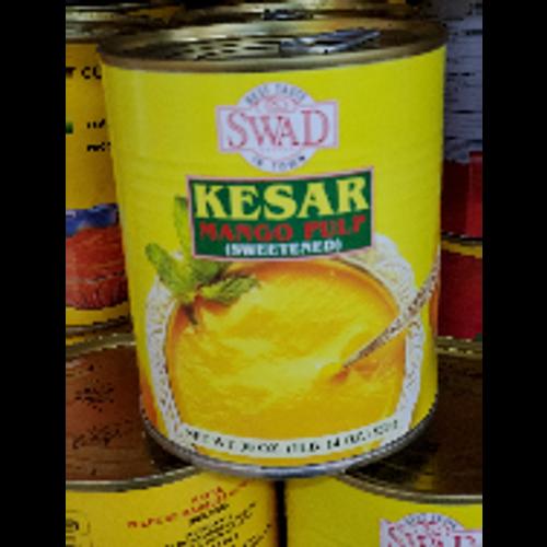 Swad Kesar Mango Pulp
