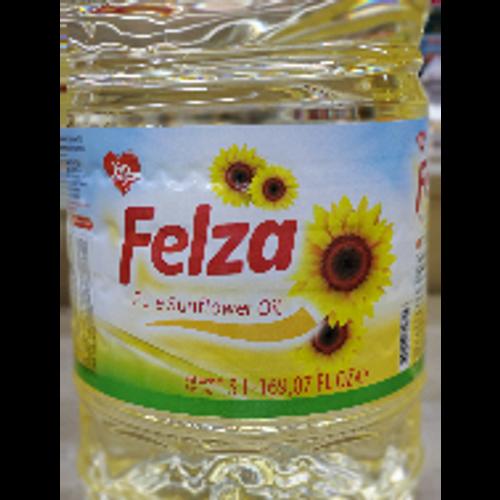 Felza Sunflower Oil 5lit