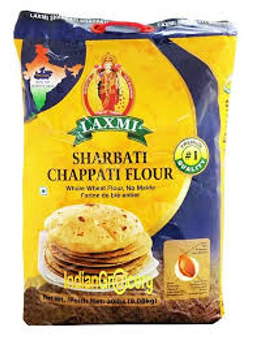 Laxmi Sharbati Chappati Flour 20lb