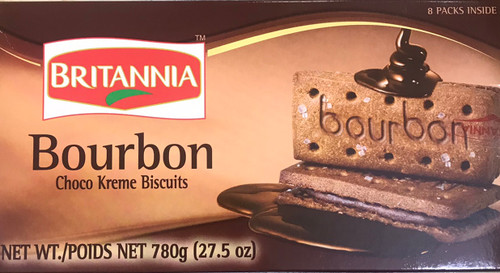 Britannia Bourbon 780g