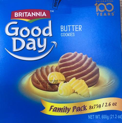 Britannia Good Day Butter 600g