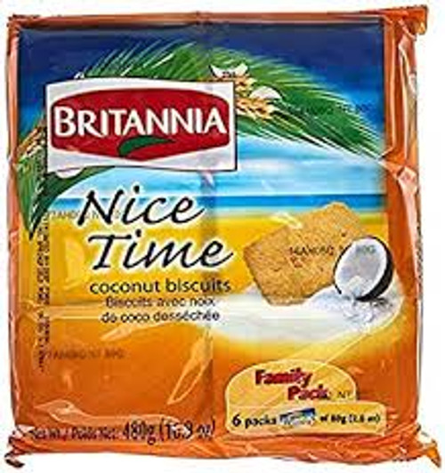Britannia Nice Time 480g