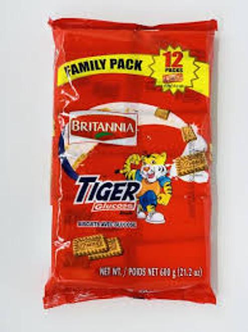 Britannia Tiger Biscuit 600g