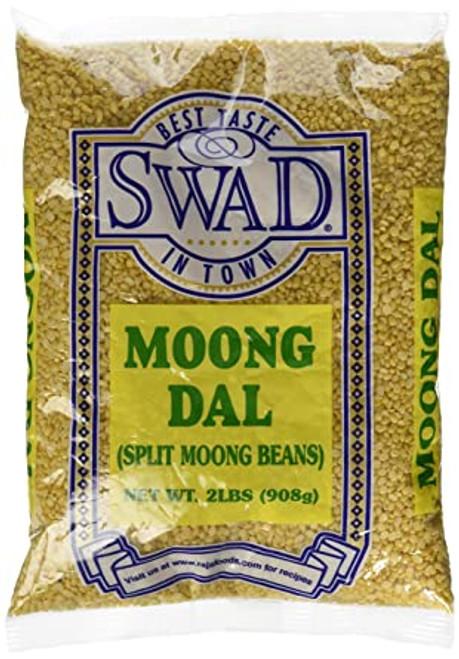 Swad Yellow Moong Dal 2LB