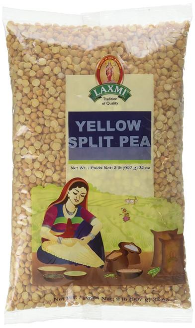 Laxmi Yellow Split Peas 2LB