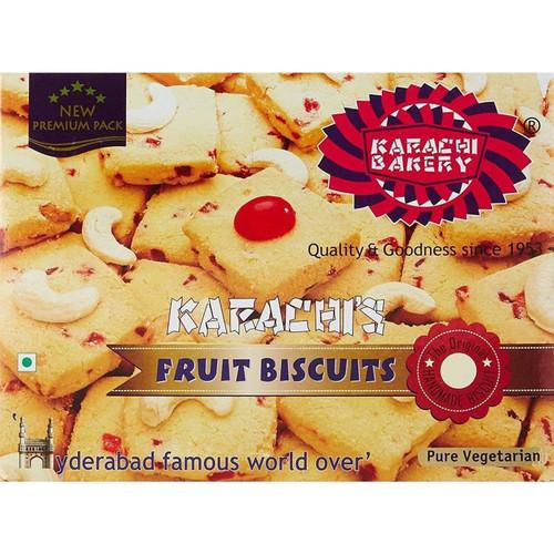 Karachi Fruit Biscuits 400gm