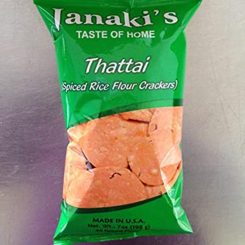 Janaki's Thattai 198gm