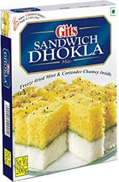 Gits Sandwich Dhokla 200GM