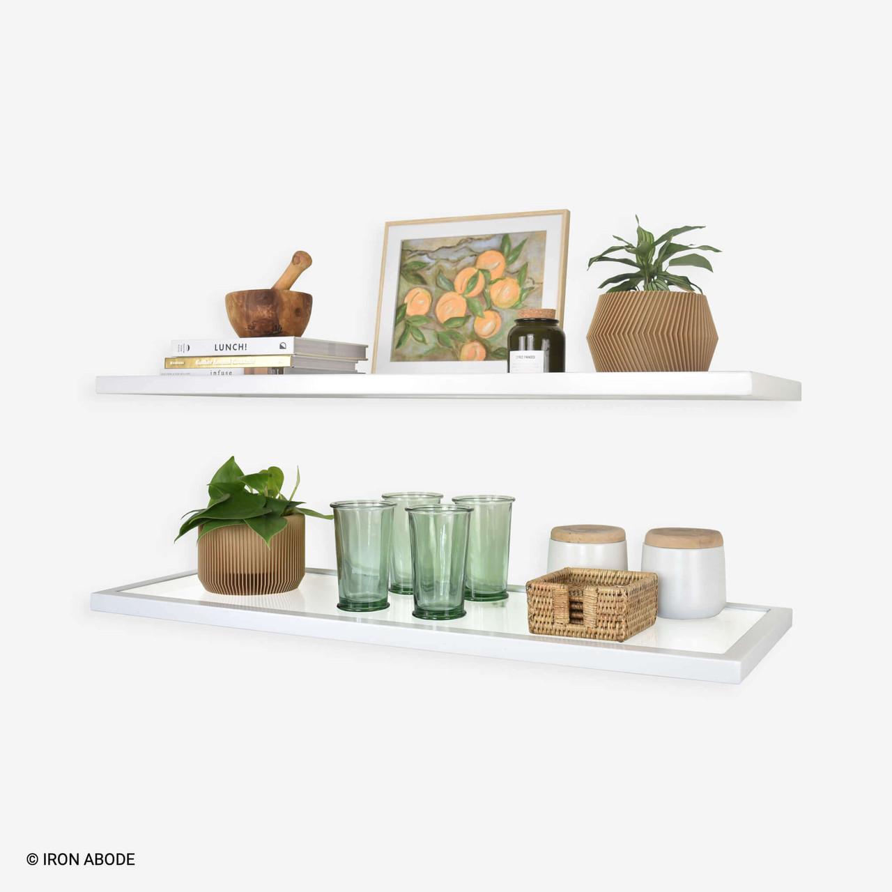 Felix Floating Glass Shelf
