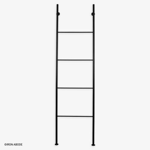 """78"""" Round Iron Blanket Ladder"""