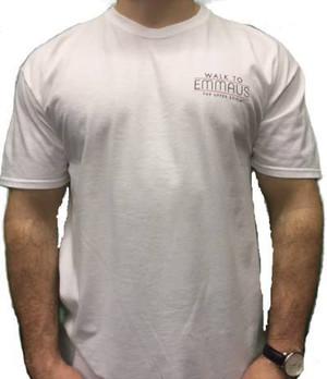 Walk To Emmaus Tee Shirt Front & Back Design